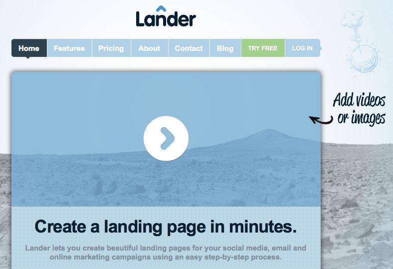 LanderApp